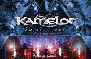 Kamelot - I Am The Empire (Live From The 013) Album Cover Artwork