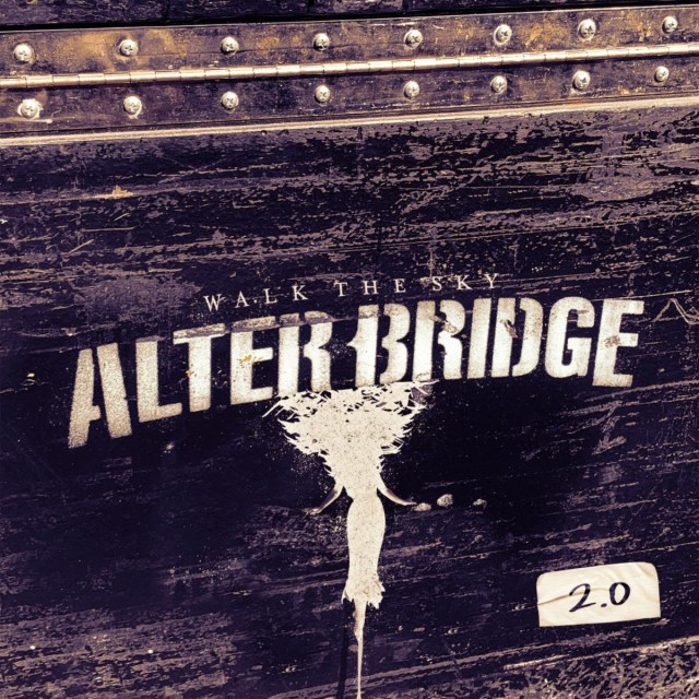 Alter Bridge - Walk The Sky 2.0 EP Cover Artwork