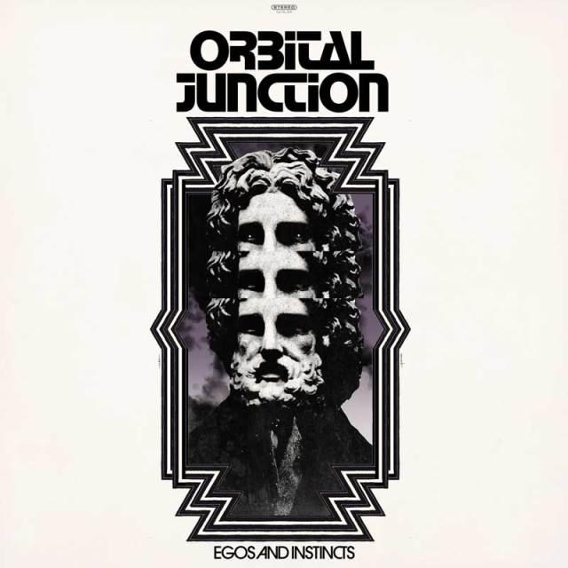 Orbital Junction - Egos and Instincts Album Cover Artwork