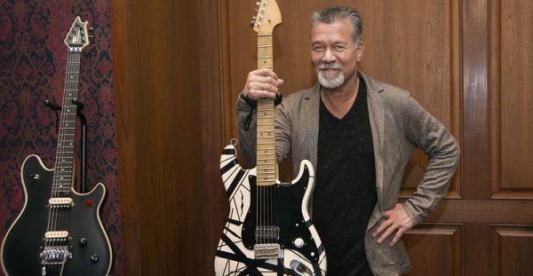 Eddie Van Halen Header Image