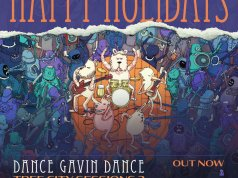 Dance Gavin Dance – Tree City Sessions 2 Album Cover Artwork