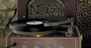 NOFX Single Album Cover Artwork