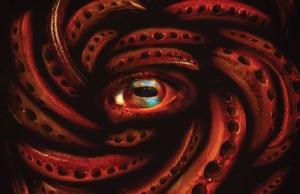 Alien Weaponry - Tangaroa Album Cover Artwork