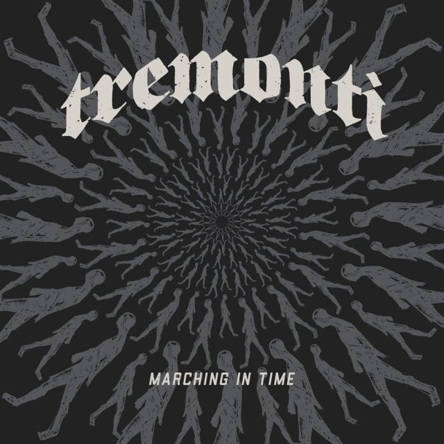 Tremonti - Marching In Time Album Cover Artwork