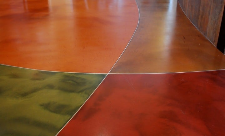 Concrete Staining for Restaurants in Portland OR