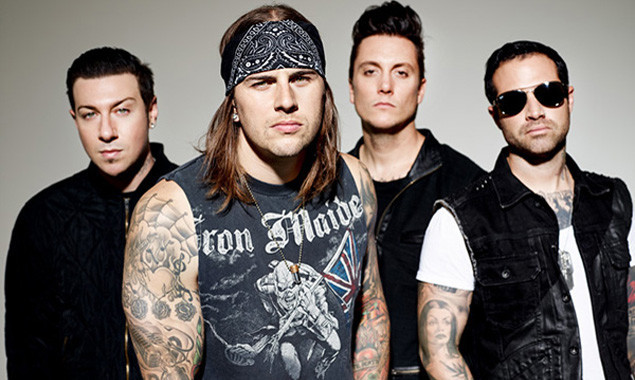 exclusive avenged sevenfold and