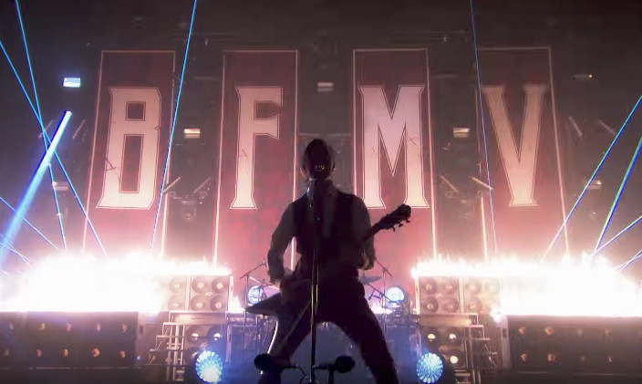 Bullet For My Valentine Have Released A New Live Video