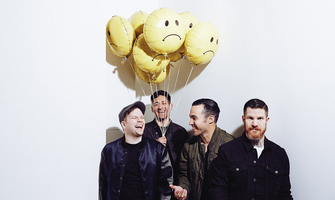 Mania Album Cover Fall Out Boy Wallpaper It Looks Like Fall Out Boy S New Song Is Called Champion