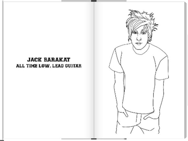 This Pop-Punk Colouring Book Is Everything We Dreamed It