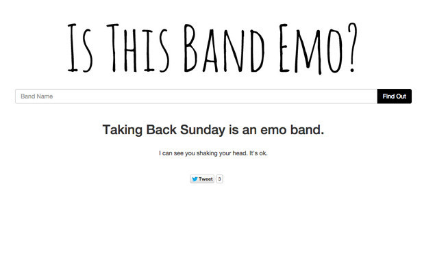 Emo genre bands bedwalls ever wondered if your favourite band is an emo there s now a malvernweather Choice Image