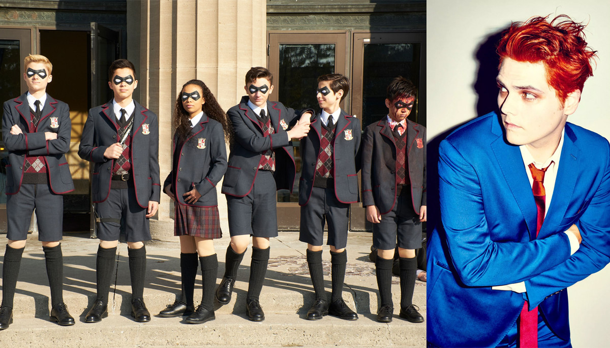 Image result for umbrella academy images
