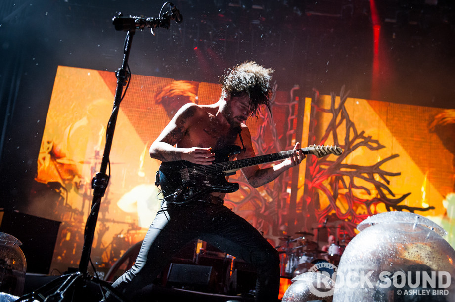 Biffy Clyro Amp Bullet For My Valentine To Play Tiny Shows