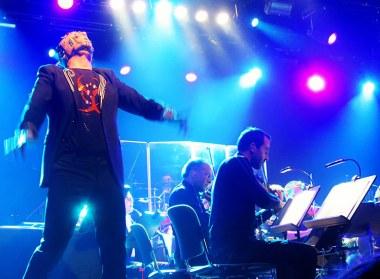 Attila Csihar & Ensemble Modern
