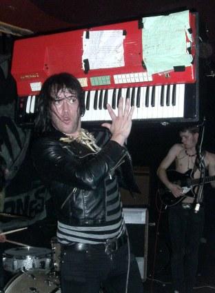 Wild Evel & The Trashbones