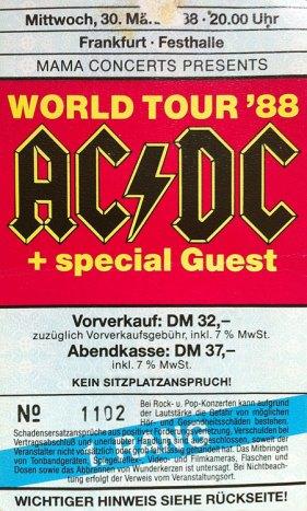 AC/DC 1988