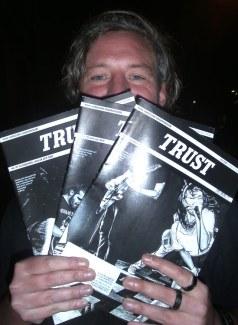 Trust Fanzine Jan