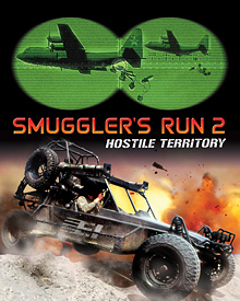 Jaquette Smuggler's Run 2