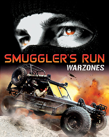 Jaquette Smuggler's Run Warzones