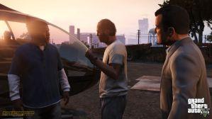 Franklin, Trevor et Michael, les trois héros qui vont offrir une experience inédite dans la série !