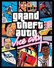 Jaquette GTA Vice City