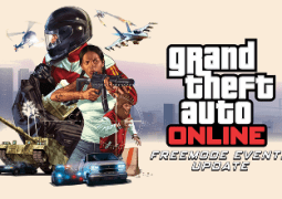 Weekend spécial Freemode Events sur GTA Online
