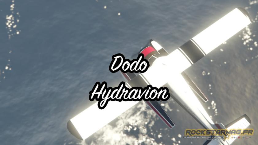 Dodo Hydravion