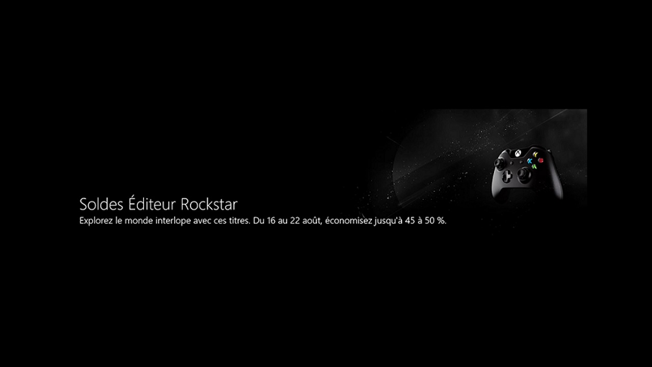 Soldes Editeur Rockstar