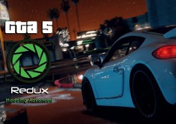 GTA V – Le mod Redux offre son premier trailer de Gameplay