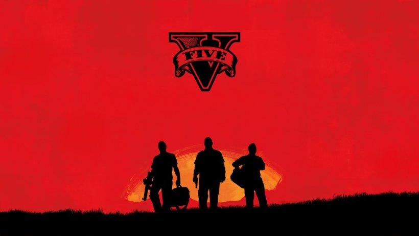 Parodie GTA V Red Dead Redemption 2