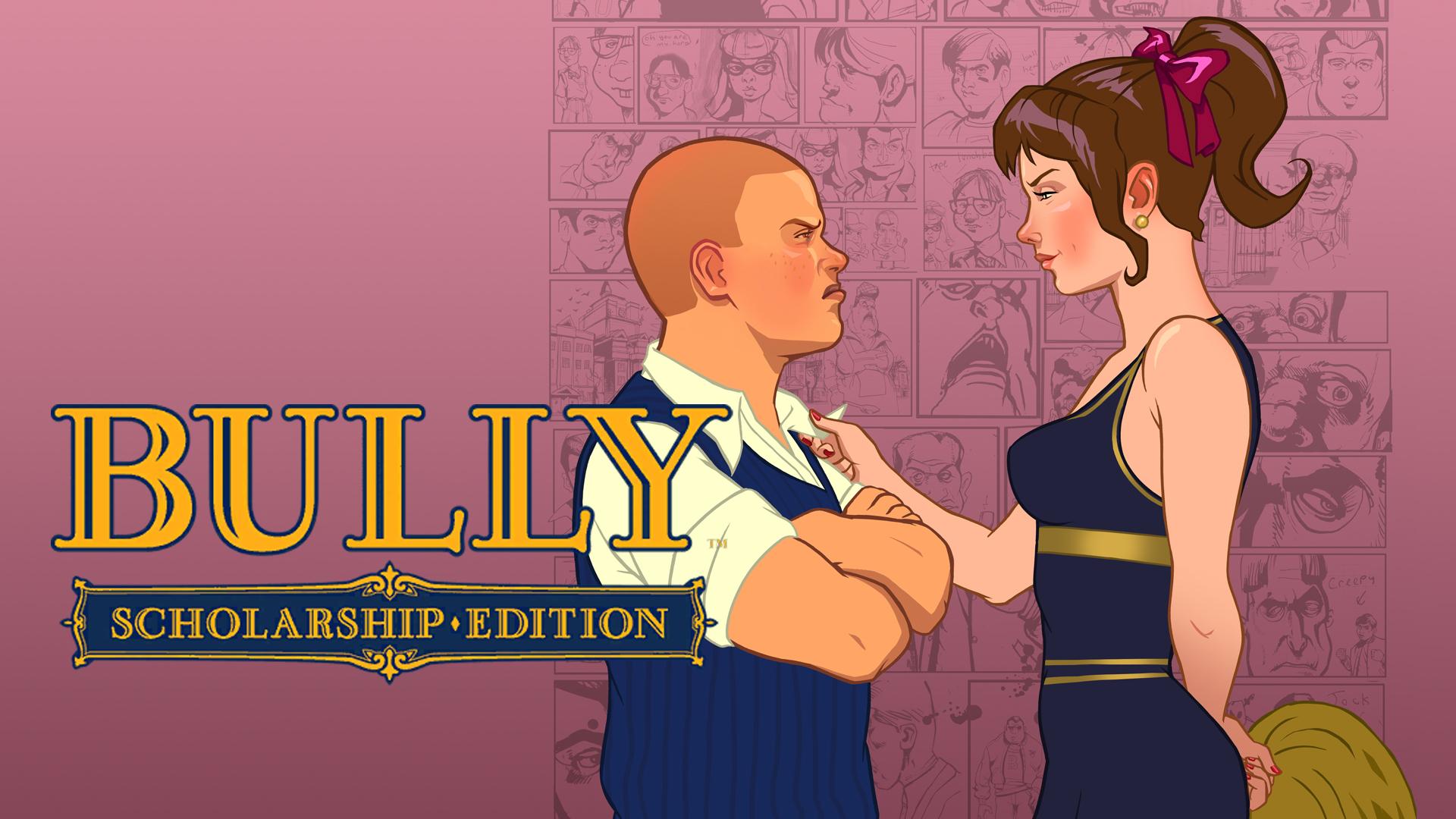 Vous souvenez vous de Bully Scholarship Edition ?