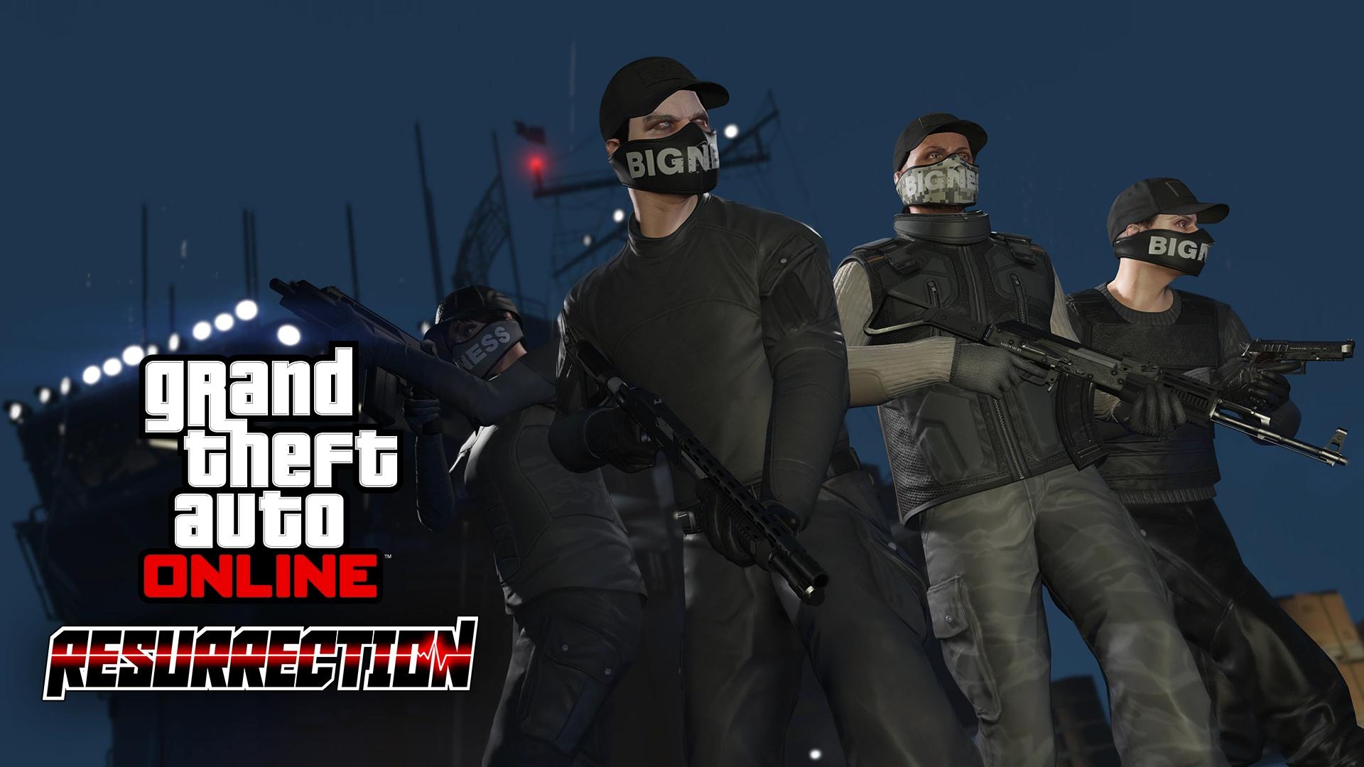 GTA Online Resurection