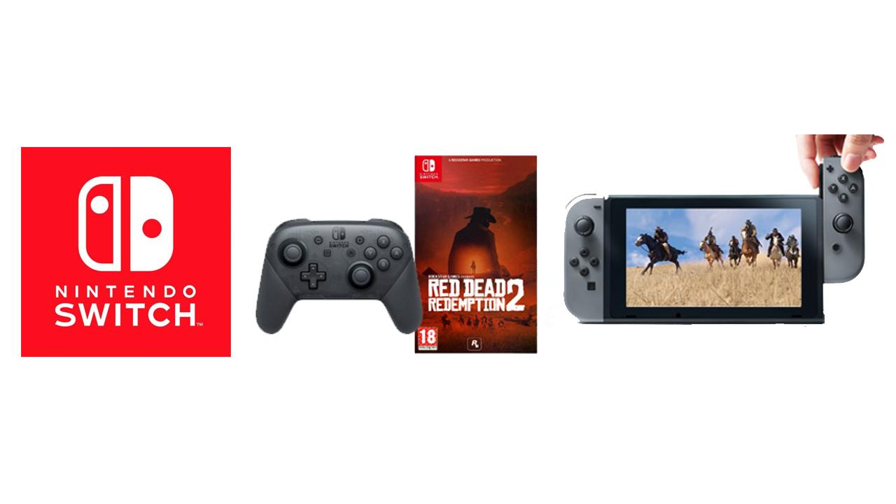 Red Dead Redemption 2 ne serait pas prévu sur Nintendo Switch
