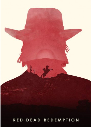 Tableau Red Dead Redemption