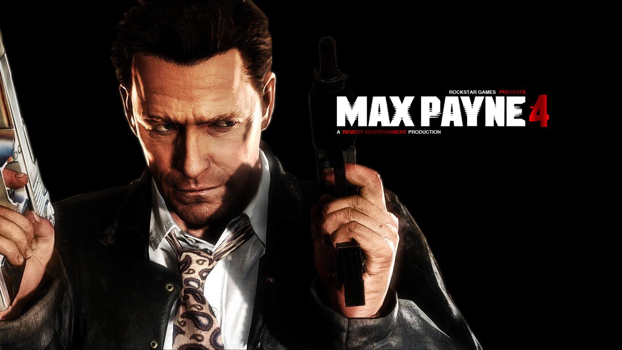 Max Payne 4 pas pour tout de suite et sans Remedy
