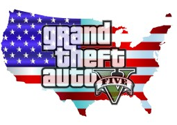 Grand Theft Auto V cartone également aux USA 2017