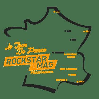 Le Tour de France Rockstar Mag'