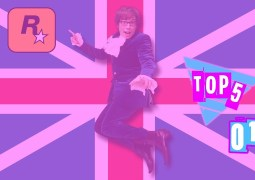 Top 5 by Rockstar Mag' Les Jeux rockstar les moins connus