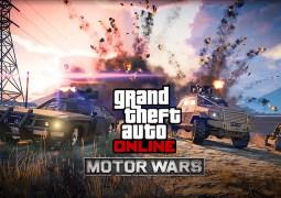 GTA Online Semaine Spéciale Motor Wars Guerre Motorisée