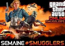Détails de l'événement Smuggler's Run sur GTA Online