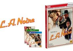 Guide Officiel L.A. Noire Précommande
