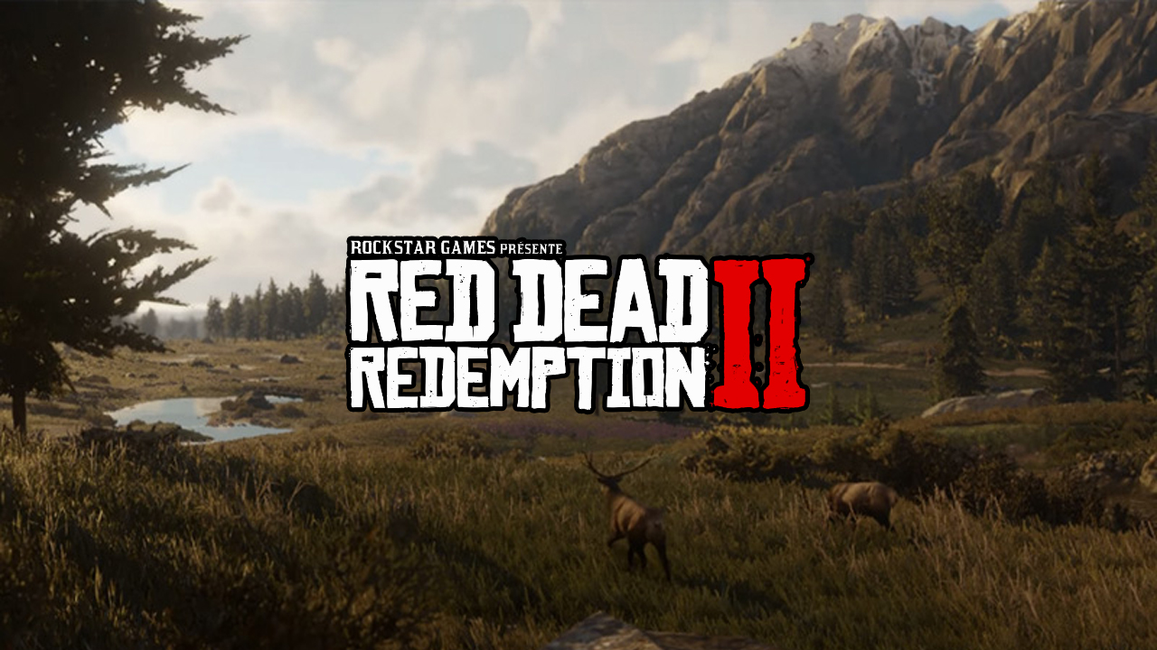 Supposé Map Leak Red Dead Redemption II