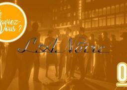 Le Saviez-Vous ? La première version de L.A. Noire en 2006