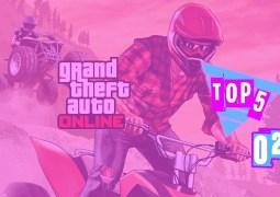 Top 5 by Rockstar Mag' #02 – Les Meilleures Mises à Jour de GTA Online