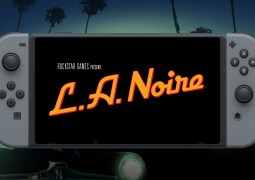 Trailer L.A. Noire Nintendo Switch