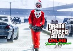 GTA Online La Festive surprise 2017 arrive le 19 décembre