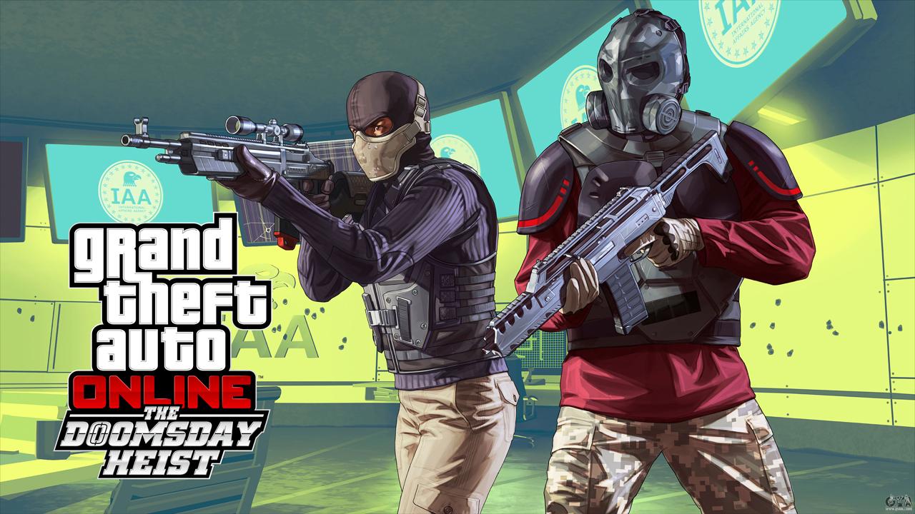 Premières Infos Braquage de la Fin du Monde GTA Online