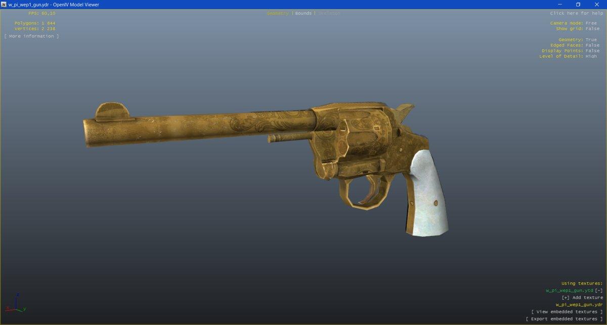 Revolver Double Canon