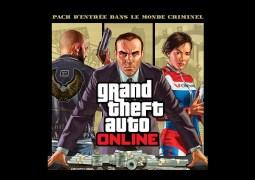 Pack d'Entrée dans le Monde Criminel, nouvelle extension de GTA Online