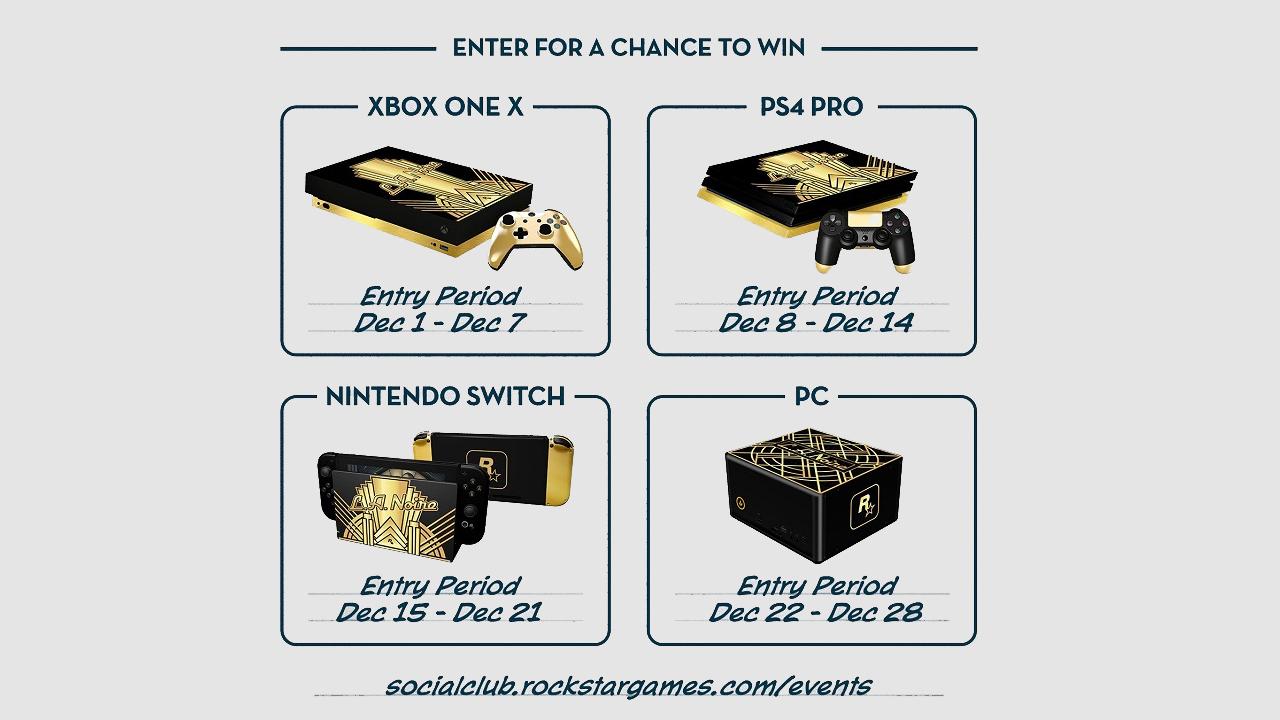 Concours Rockstar Games Consoles L.A.Noire