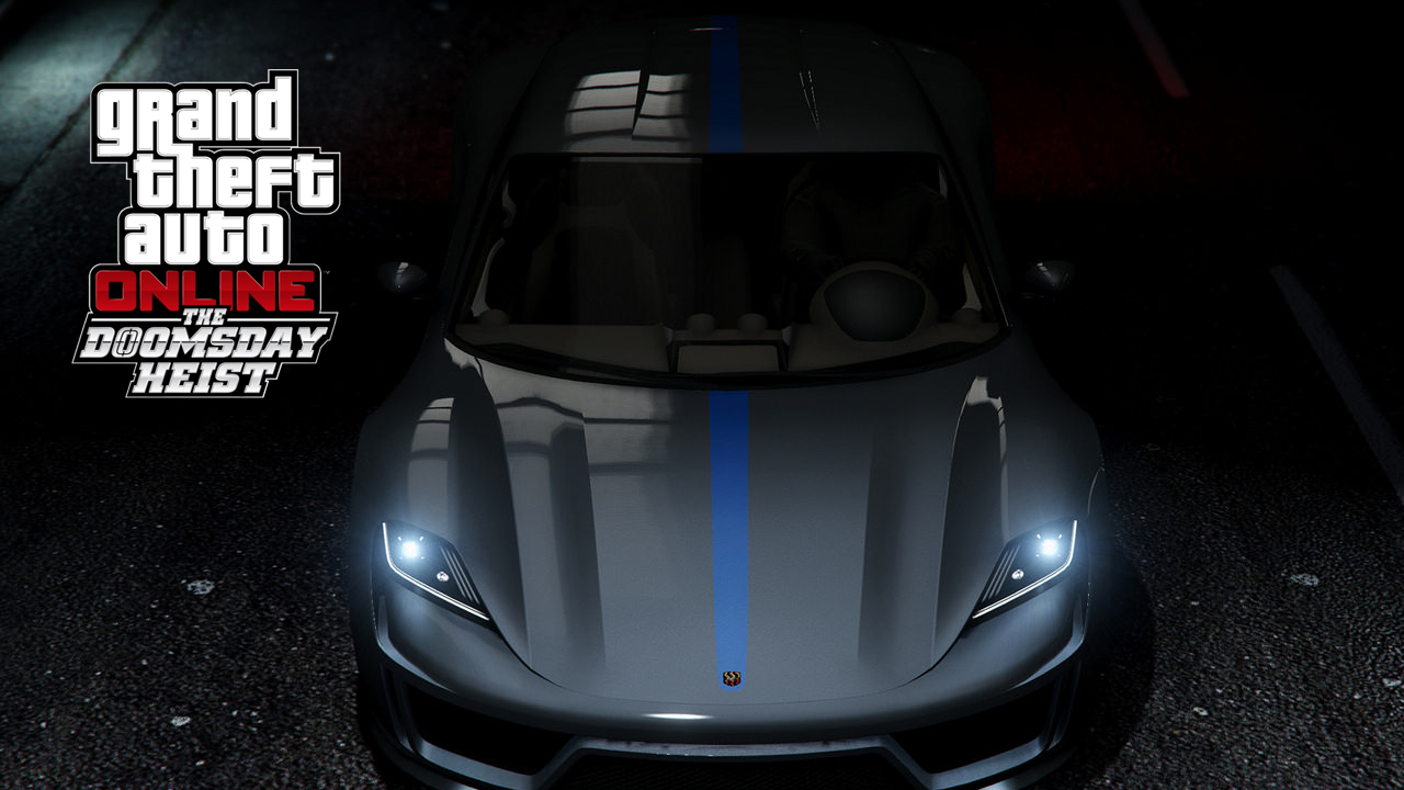 GTA Online - Pfister Neon Disponible